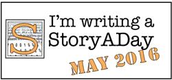 I'm writing a StoryADayMay 2016